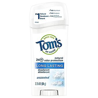 Tom's of Maine Natural Long Lasting Deodorant Unscented