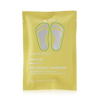 Warm Up Best Foot Forward - Softening Foot & Heel Mask (1 Treatment) - 2x9g/0.3oz