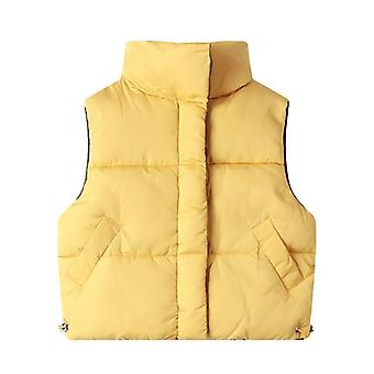 Autumn And Winter Vests Coats, Warm Waistcoats & - Little Child Unisex