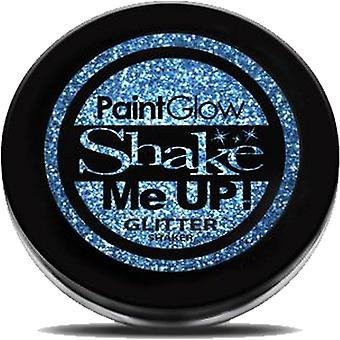 PaintGlow Holographic Glitter Shaker - Blue - 5g