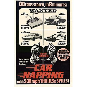 Carnapping Movie Poster (11 x 17)