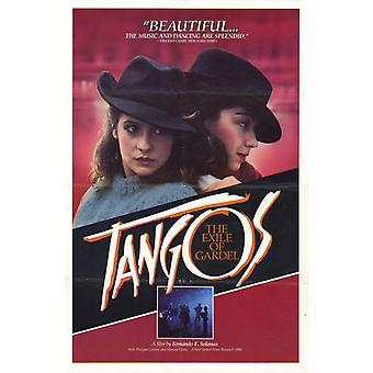 Tangos the Exile of Gardel Movie Poster Print (27 x 40)