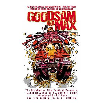 GoodSam and Max Movie Poster (11 x 17)