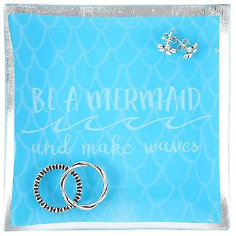 Be a Mermaid Jewellery Dish