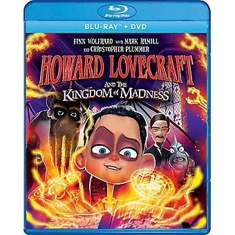 Howard Lovecraft & the Kingdom of Madness [Blu-ray] USA import