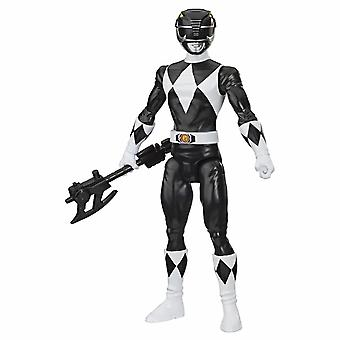 Power Rangers Mighty Morphin Black Ranger Action Figure 30cm