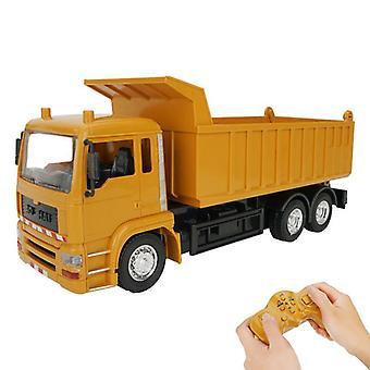 Távirányító dump teherautó modell toyfor