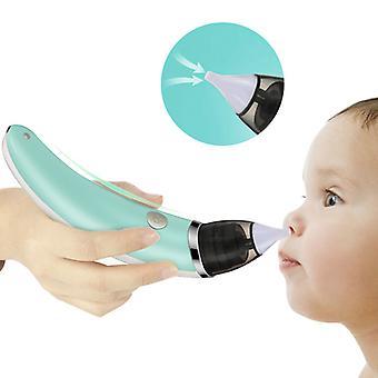 Kid Baby Nasal Aspirator Electric Nose Cleaner Newborn Baby care Sucker Cleaner Sniffling Equipment Safe Hygienic Nose Aspirator
