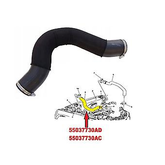 Intercooler Outlet Hose For Jeep Cherokee Kj, Liberty Kk 2.5Crd et 2.8Crd (2005-2007)