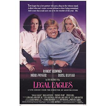 Legal Eagles Movie Poster (11 x 17)