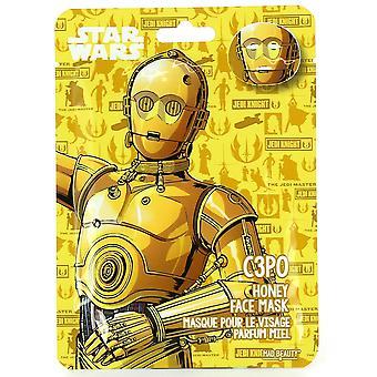 C3Po Honing gezichtsmasker