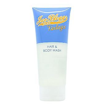 Joe Bloggs Vintage Hair & Body Wash 200ml