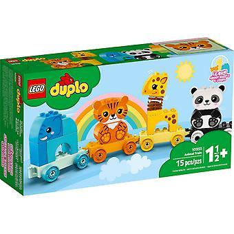 LEGO 10955 eläinjuna