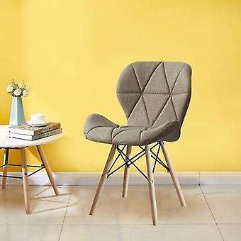 Studie Retro Schmetterling Nordic Living Küche Esszimmer Holzstuhl für zu Hause