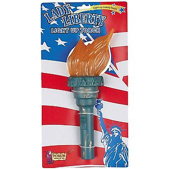Bristol Novelty Light Up Statue of Liberty Torch