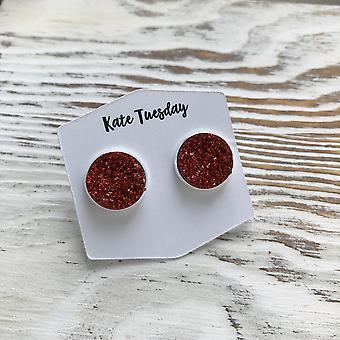 Sparkle Druzy Earrings
