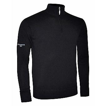 Glenmuir Oban - Lambswool 1/4 Zip Sweater / Sweatshirt
