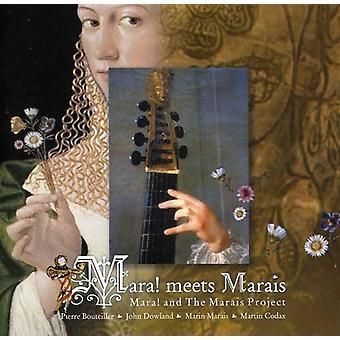 Mara! & the Marais Project - Mara! Meets Marais [CD] USA import