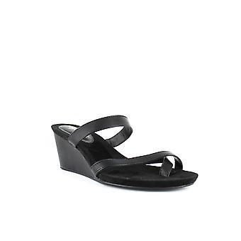 Style & Co | Madelaa Slip-On Wedge Sandals