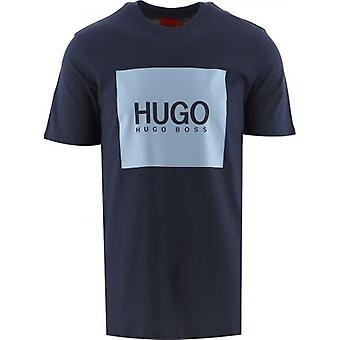 HUGO Navy Dolive U212 T-Shirts