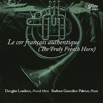 Gounod / Lundeen / Palmer - Cor Francais Authentique [CD] USA import