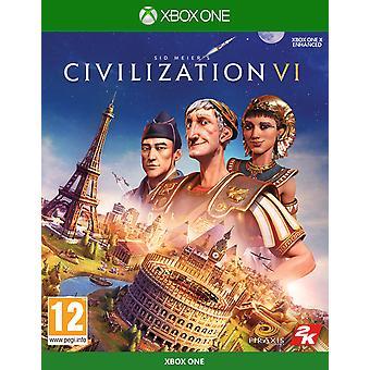 Civilization VI Xbox One Game