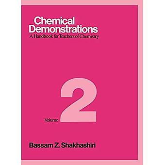 Demonstrações Químicas: v. 2: Um Manual para Professores de Química: v. 2 (Demonstrações Químicas)