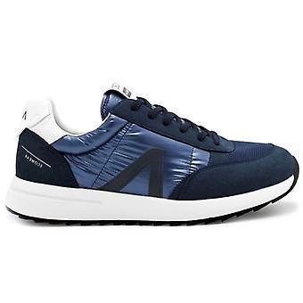 Scarpe Uomo Acbc Ecowear Blu In Materiali Riciclati