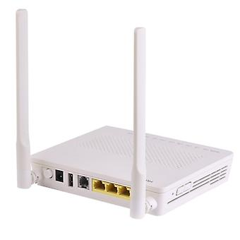Hw Eg8141a5 Gpon Onu Ftth Modem Router Bare Metal + Adapter 1ge + 3fe + 1tel +