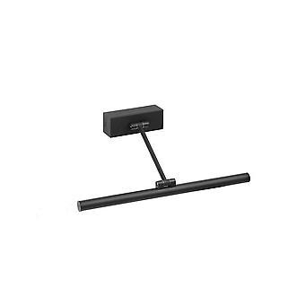 Illuminazione a LED integrata Light Wall Light Black, 3000K