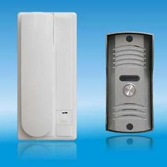 Güvenlik Ses interkom sistemi- kapı telefon / ses kapı zili, kilit açma fonksiyonu