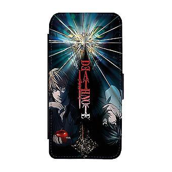 Manga Death Note Samsung Galaxy A72 5G lompakkokotelo
