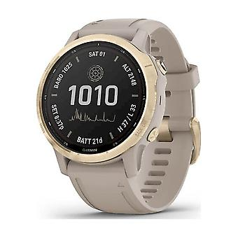 Garmin - Smartwatch Unisex fenix 6S Pro Solar 010-02409-11