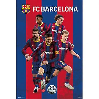 Barcelona Poster Players 30