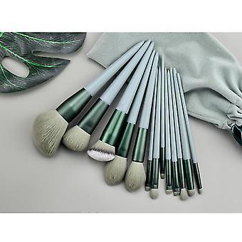 13 Pcs makeup brush beauty kits super soft blush loose powder brush