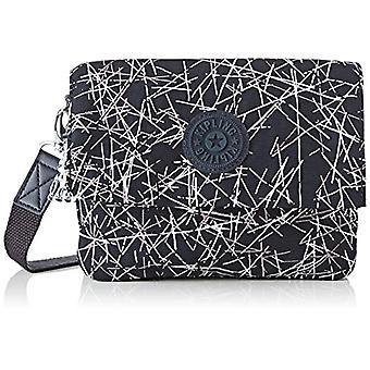 Kipling Osyka - Women's Crossbody Bags, Navy Stick Pr Gift, 21x15x3.2 cm (B x H T)