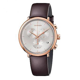 Calvin klein Uhr high noon k8m276g6