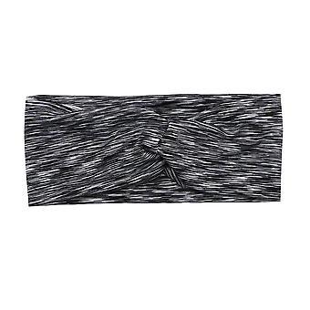2Pcs boêmio headband esportes executando yoga suor absorvendo banda de cabelo