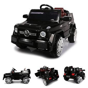 Kinder Elektroauto GL Leistung 2 x 25 W, MP3-Anschluss LED-Lichter Fernbedienung