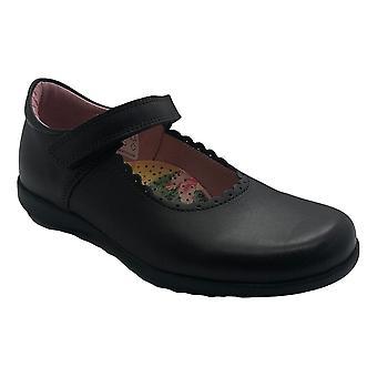 PETASIL Blanche Mary Jane Style Schoen In Bruin