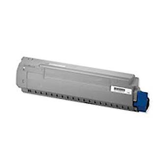 Oki MB451/MB451w Laser Toner Cartridge Page Life 1500pp Black Ref 44992401 115649