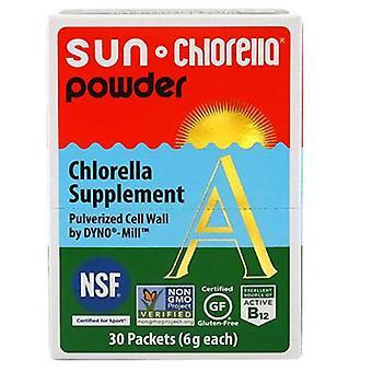 Sun Chlorella Sun Chlorella Powder, 30 Packets