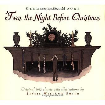 تواس ليلة قبل عيد الميلاد من قبل كليمنت كلارك مور ومور