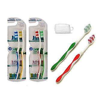 Toothbrush Case (2 Pieces)