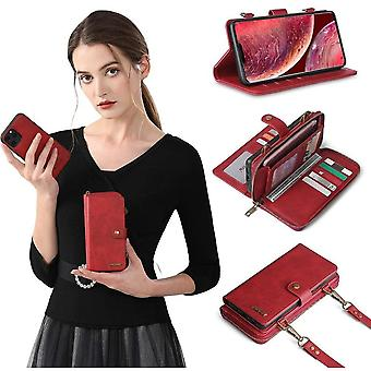 Iphone 11 Pro Max Leather Wallet Case