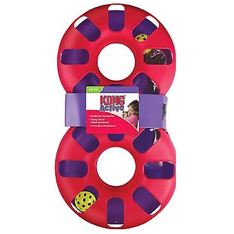Kong active eight track cat toy