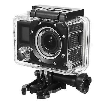 16 MP waterdichte sportcamera 2 inch TFT Action Ultra Hd 4K dual screen WiFi DV camcorder