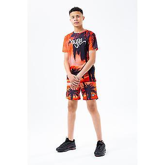 Hype Boys Palm Print plavecké šortky