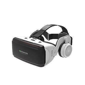 Vrshinecon G06 Vr Headset For Phone Virtual Reality Goggles(G06E)