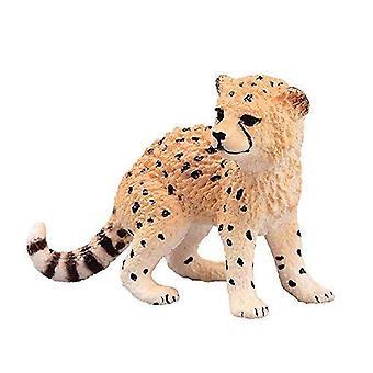 14747 Africa Cheetah Cub Toy Figure